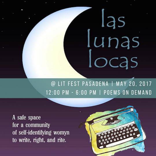 Las Lunas Locas Litfest 2017