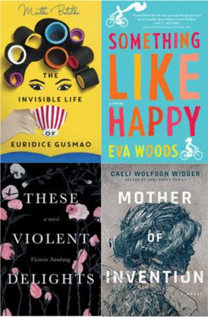 Girls No More: A Novel
